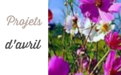 Coulisses d'avril…